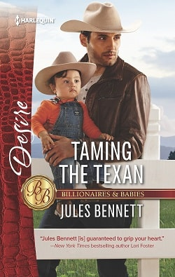Taming the Texan by Jules Bennett