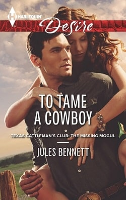 To Tame a Cowboy by Jules Bennett