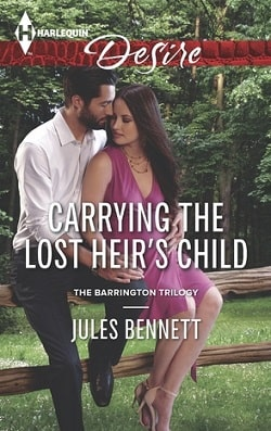 Carrying the Lost Heir's Child by Jules Bennett