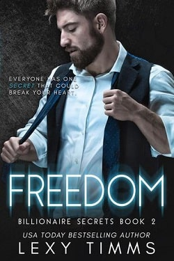 Freedom (Billionaire Secrets 2) by Lexy Timms.jpg