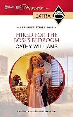Hired for the Boss's Bedroom by Cathy Williams.jpg