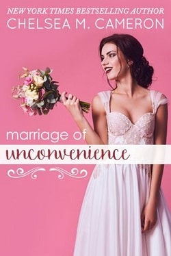 Marriage of Unconvenience by Chelsea M. Cameron.jpg