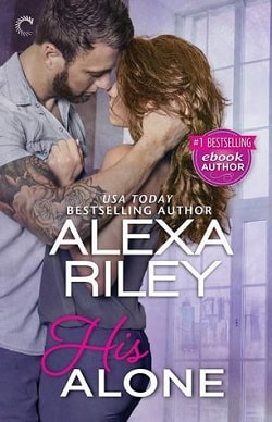 His Alone (For Her 2) by Alexa Riley.jpg