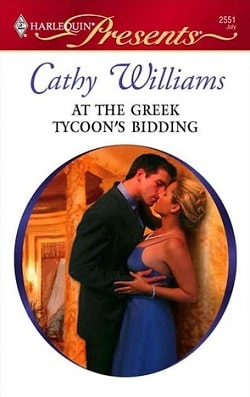 At the Greek Tycoon's Bidding by Cathy Williams.jpg