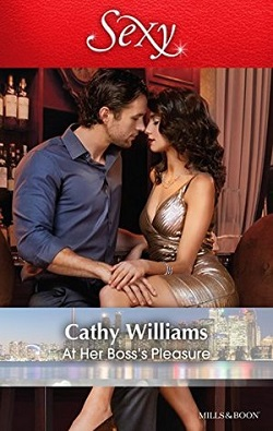 At Her Boss's Pleasure by Cathy Williams.jpg