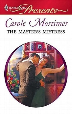 The Master's Mistress by Carole Mortimer.jpg