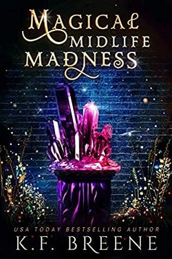 Magical Midlife Madness (Leveling Up 1) by K.F. Breene