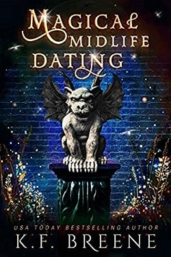 Magical Midlife Dating (Leveling Up 2) by K.F. Breene