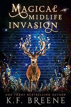 Magical Midlife Invasion (Leveling Up 3) by K.F. Breene