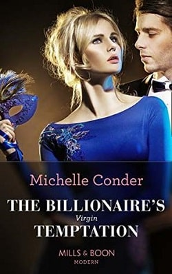 The Billionaire's Virgin Temptation by Michelle Conder