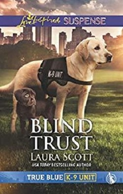 Blind Trust by Laura Scott
