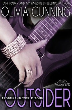 Outsider (Exodus End 2) by Olivia Cunning