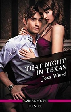 That Night in Texas by Joss Wood