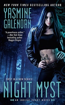 Night Myst (Indigo Court 1) by Yasmine Galenorn