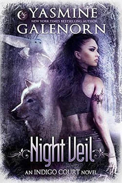 Night Veil (Indigo Court 2) by Yasmine Galenorn