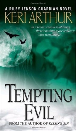 Tempting Evil (Riley Jenson Guardian 3) by Keri Arthur