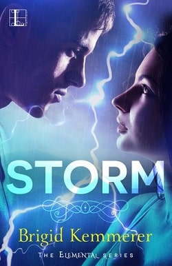 Storm (Elemental 1) by Brigid Kemmerer