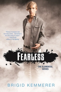 Fearless (Elemental 1.5) by Brigid Kemmerer
