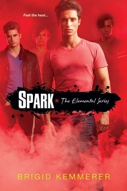 Spark (Elemental 2) by Brigid Kemmerer