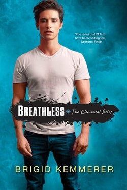 Breathless (Elemental 2.5) by Brigid Kemmerer