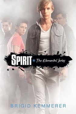 Spirit (Elemental 3) by Brigid Kemmerer