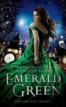 Emerald Green (The Ruby Red Trilogy 3) by Kerstin Gier