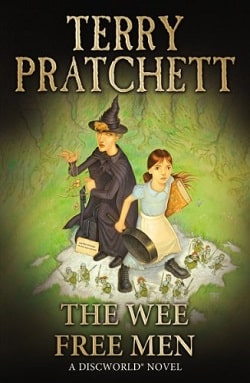 The Wee Free Men (Discworld 30) by Terry Pratchett