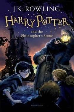 Harry Potter and the Philosopher's Stone (Harry Potter 1) by J.K. Rowling