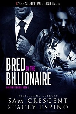 Bred by the Billionaire by Sam Crescent, Stacey Espino