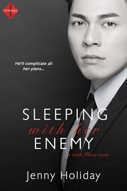 Sleeping with Her Enemy (49th Floor 2) by Jenny Holiday