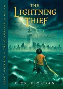 The Lightning Thief (Percy Jackson and the Olympians 0) by Rick Riordan
