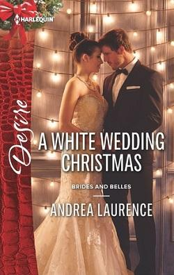A White Wedding Christmas by Andrea Laurence.jpg