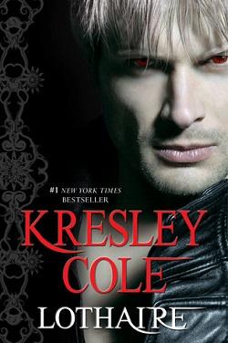 Lothaire (Immortals After Dark 12) by Kresley Cole.jpg