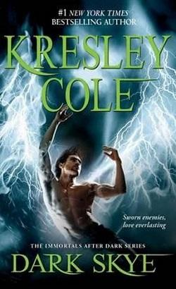 Dark Skye (Immortals After Dark 15) by Kresley Cole.jpg
