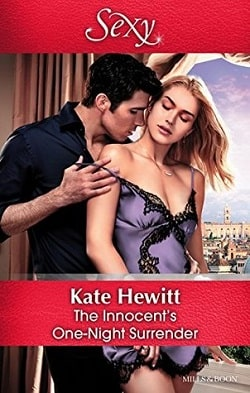 The Innocent's One-Night Surrender by Kate Hewitt.jpg