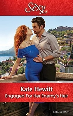 Engaged for Her Enemy's Heir by Kate Hewitt.jpg