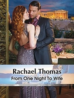 From One Night to Wife by Rachael Thomas.jpg