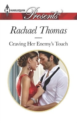 Craving Her Enemy's Touch by Rachael Thomas.jpg