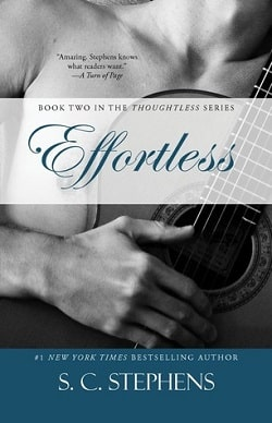 Effortless (Thoughtless 2) by S.C. Stephens.jpg