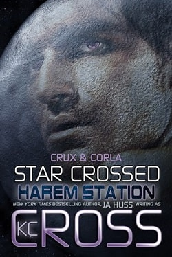 Star Crossed (Harem Station 2) by J.A. Huss.jpg