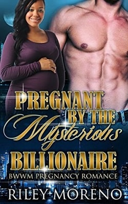 Pregnant By The Mysterious Billionaire by Riley Moreno.jpg