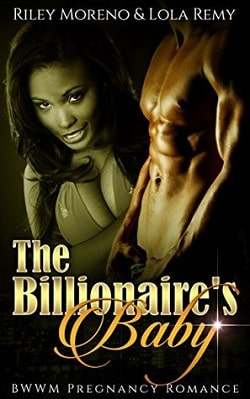 The Billionaire's Baby by Riley Moreno.jpg