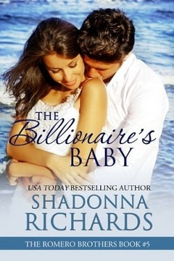 The Billionaire's Baby by Shadonna Richards.jpg