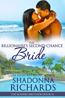 The Billionaire's Second-Chance Bride by Shadonna Richards.jpg