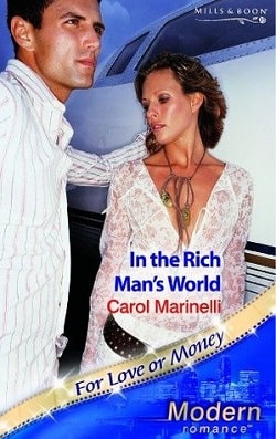 In the Rich Man's World by Carol Marinelli.jpg