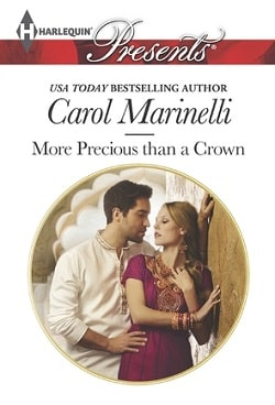 More Precious than a Crown by Carol Marinelli.jpg