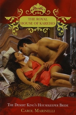 The Desert Kings Housekeeper Bride by Carol Marinelli.jpg