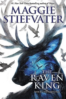 The Raven King(The Raven Cycle 4) by Maggie Stiefvater