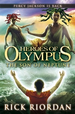 The Son of Neptune (The Heroes of Olympus 2) by Rick Riordan