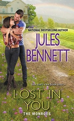Lost in You (The Monroes 3) by Jules Bennett